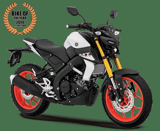 Yamaha MT-15 cash & credit