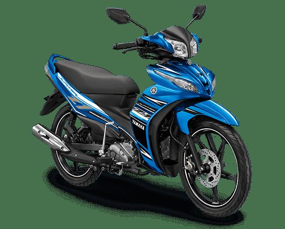 Yamaha Jupiter Z1 cash & credit