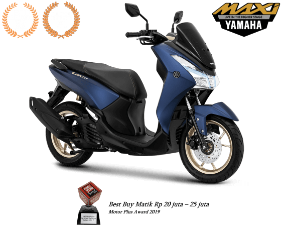 Yamaha Lexi 125 cash & credit