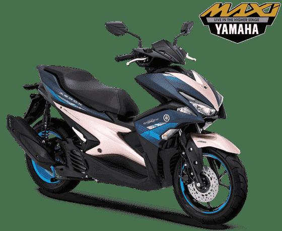 Yamaha Aerox 155 VVA cash & credit