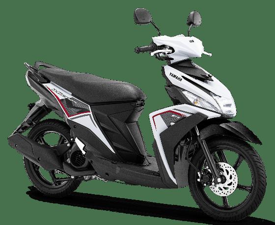 Yamaha Mio cash & credit