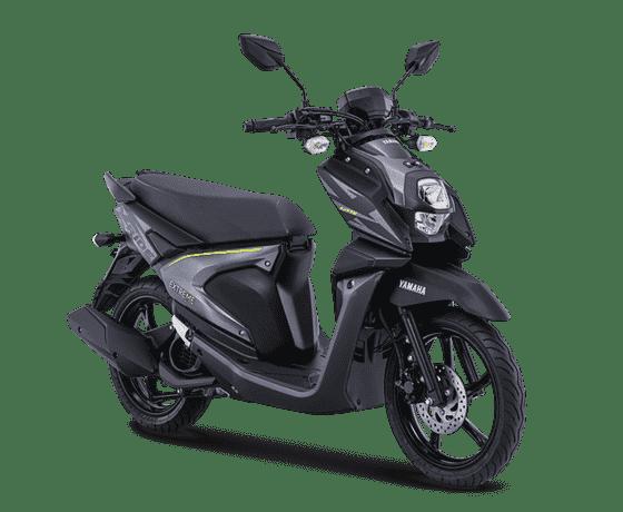 Yamaha X-Ride 125 cash & credit