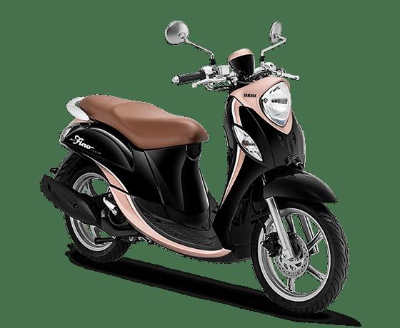 Yamaha Mio Fino cash & credit