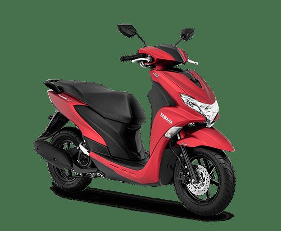 Yamaha FreeGo cash & credit